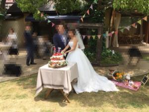 たけしさん結婚式